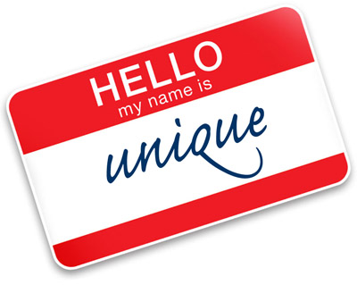 hello-my-name-is-unique